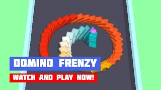 Domino Frenzy · Game · Gameplay