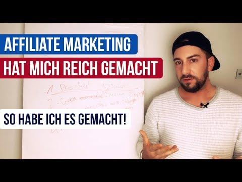 Affiliate Marketing hat mich Reich gemacht! Geld verdienen im Internet