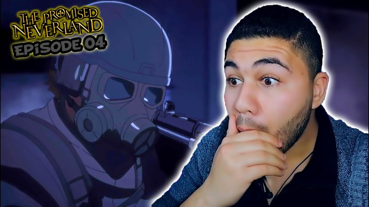 Download Y A LE S.W.A.T. !! 🔥 THE PROMISED NEVERLAND SAISON 2 EPISODE 04 REACTION FR !
