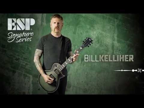ESP Guitars: Bill Kelliher (Mastodon) LTD BK-600