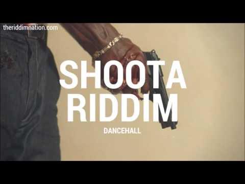 Shoota Riddim - Hardcore Dancehall Instrumental (Prod. by The Riddim Nation)