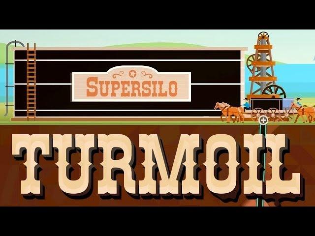 Turmoil Gameplay German #10 - Das ENDE vom Öl Krieg
