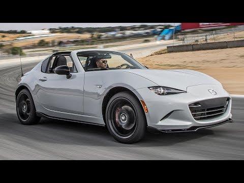 2017 Mazda MX-5 Miata RF Club Hot Lap! - 2017 Best Driver's Car Contender
