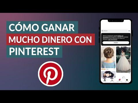 Cómo Ganar Mucho Dinero con Pinterest - Los Mejores Trucos y Consejos