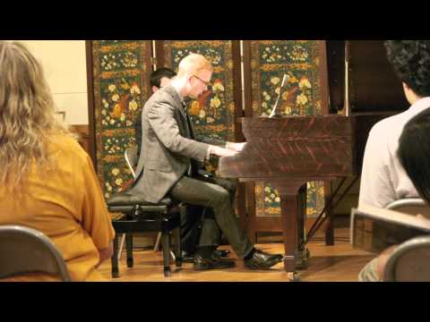 Romantic Music on an 1860 Steinway