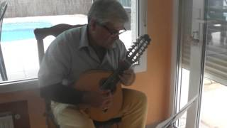 Veladas de BACH-durria. BWV 1016. 3.- Adagio ma non tanto