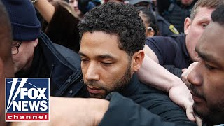 'The Five' on Jussie Smollett maintaining innocence
