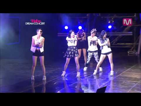 EXID - I FEEL Good @한류드림콘서트(Hallyu DREAM CONCERT)