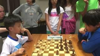uscs 33 blitz tournament round 1 christopher yoo vs maximillian lu