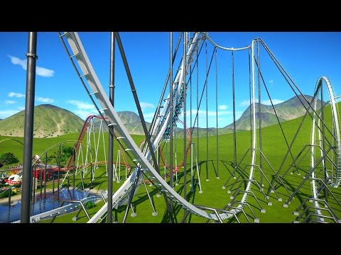 INSANE LOOPS! - PLANET COASTER #7