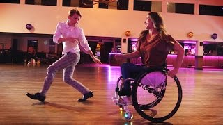 """Will You?"" / Inspiring Wheelchair Dance !"