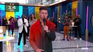 Nick Jonas Introduces Tina Knowles-Lawson - BBMAs 2021