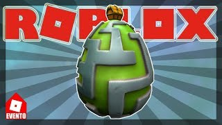 Event How to win the Easter Egg (Daedelegg) Roblox 2019