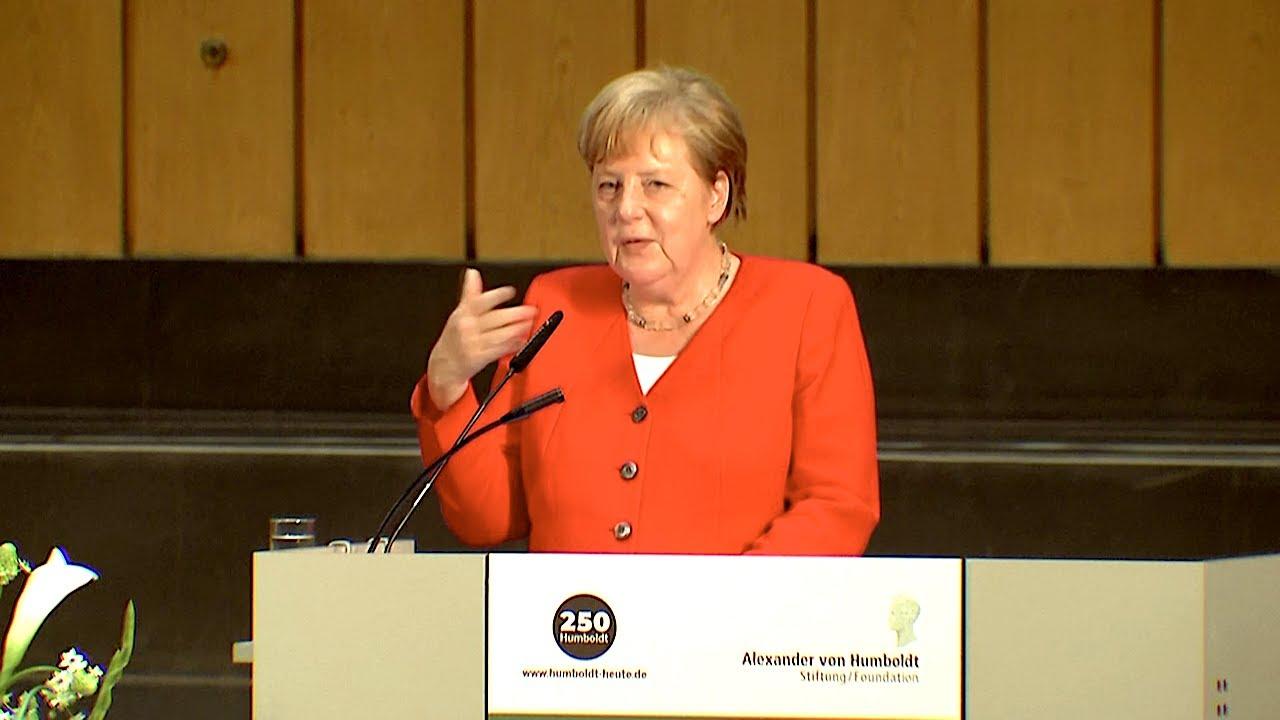 Angela Merkel Geburtstag