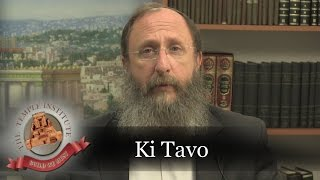 Weekly Torah Portion: Ki Tavo