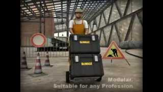 Dewalt Toughsystem Cases From Power Tools Uk
