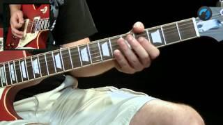 Thin Lizzy - Jailbreak (como tocar - aula de guitarra)