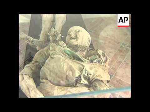 Image result for San Bernardo Mummies youtube