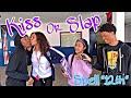 KISS OR SLAP WSHH SPELLING QUESTION (WENT GOOD!!)- PUBLIC INTERVIEW !!