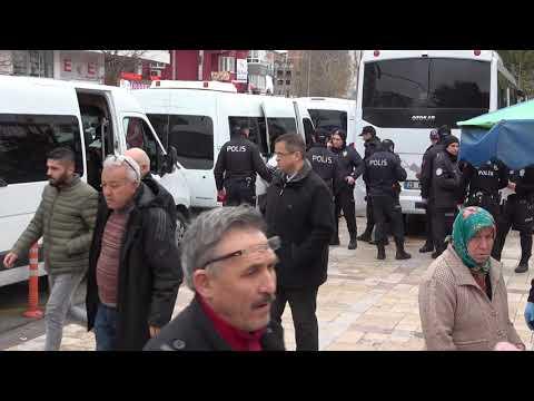 Denizli'de Usulsüz Engelli Raporu Operasyonu: 52 Gözaltı