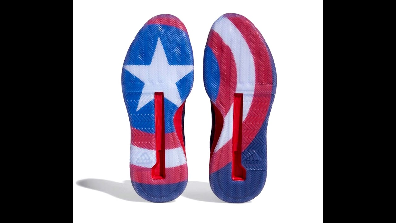 e40c93b055ce Adidas' Captain America Avengers Endgame Shoes