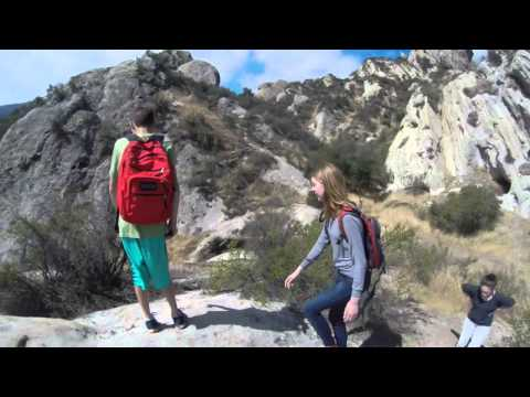A GoPro Video For Manzanita School - Hike Day