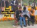 best letter prank 5 | Allama Pranks | Lahore TV | Pak | India | UK | USA | UAE | KSA | Nepal