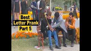 best letter prank 5 | Allama Pranks | Lahore TV | Pak | India | UK | USA | UAE | KSA | Nepal
