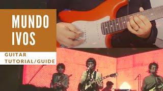 (Guitar tutorial) IV of Spades - Mundo
