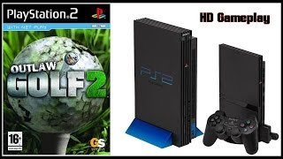Outlaw Golf 2 (PS2)(2004) Intro + Gameplay (HD)