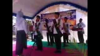 Elind Crew SMK Migas Cepu Juara 1 Lomba Thek-Thek 2013