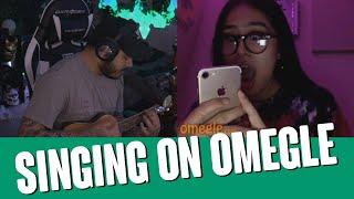 Blueberry Faygo - Singing on Omegle!