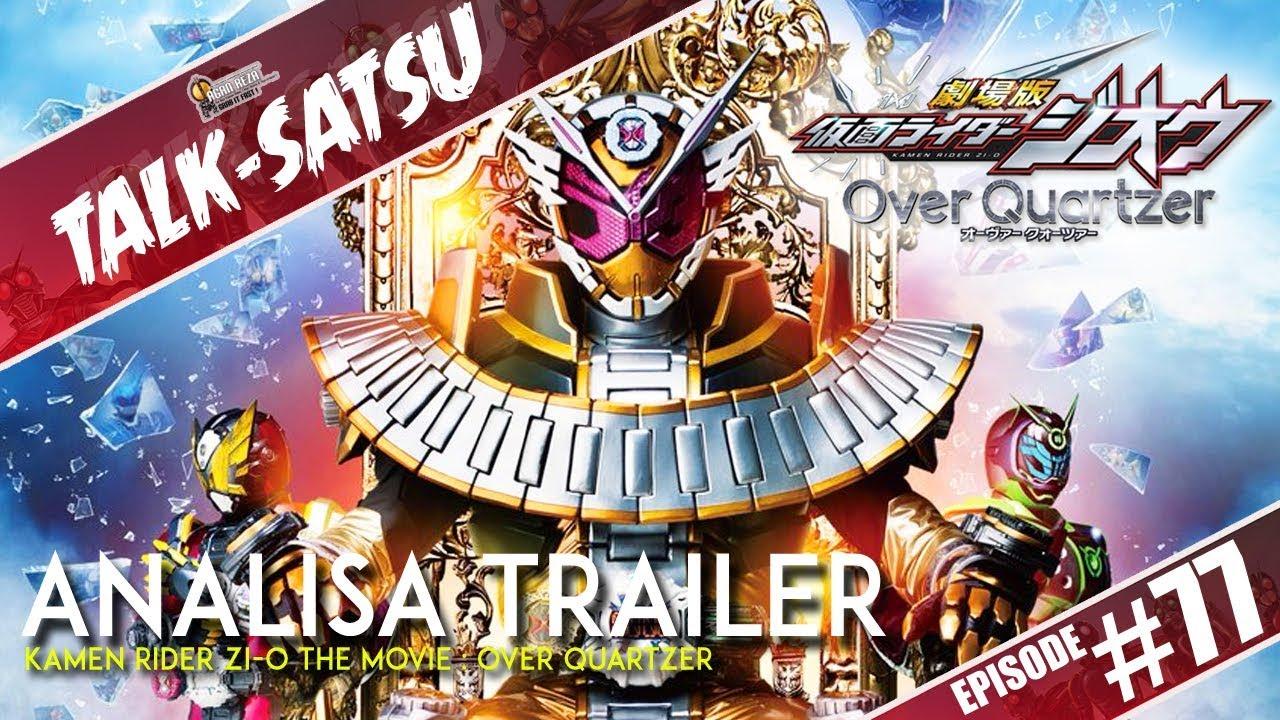 Kamen rider zi o over quartzer trailer