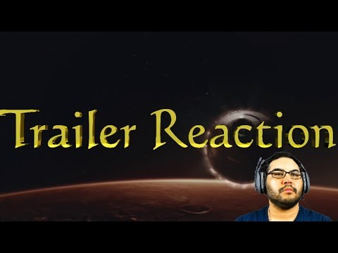 Approaching the Unknown Trailer #1 Reaction