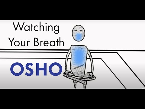 Watching Your Breath (OSHO Meditation Minutes)