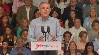 Jeb Bush Launches 2016 Bid: How'd He Do?