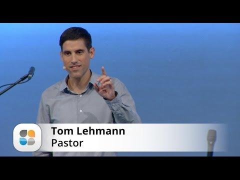 Man seeks God - Pastor Tom Lehmann - technical problem