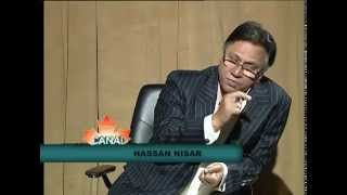 O Canada with Badar on Geo TV Episode 41 (Interview Hassan Nisar)