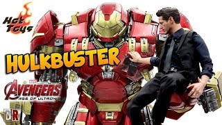 HULKBUSTER HOT TOYS Review BR / DiegoHDM