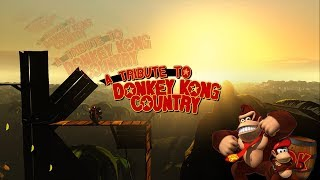 TRIBUTO A DONKEY KONG COUNTRY GAME FREE (PC Gameplay)