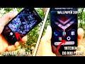 ✹a FODEROSA CAMERA e 3D WALLPAPER do ROG PHONE da ASUS no SEU ANDROID!!!!