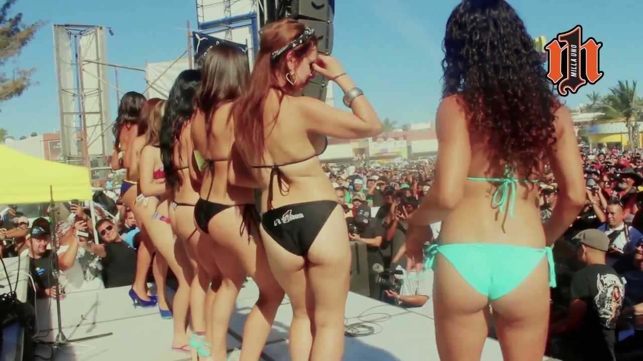 Bikini Contest Highlights From An Auto