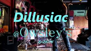 Dillusiac live Ballsy jamtronica - Full Set pro Audio
