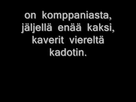 klamydia-suomi-on-sun-with-lyrics-fintubettaja