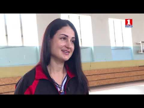 Святослава Халилова. «Спорт. Лица» на телеканале «Крым 24»