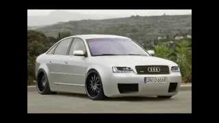 Тюнинг Ауди А6 С5 Тюнинг Audi A6 C5