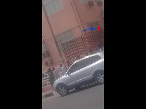 manifestacao de militares em luanda 24-07-2017