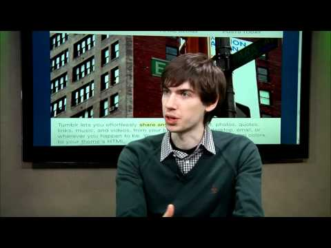 David Karp: Why I Started Tumblr | Founder Stories