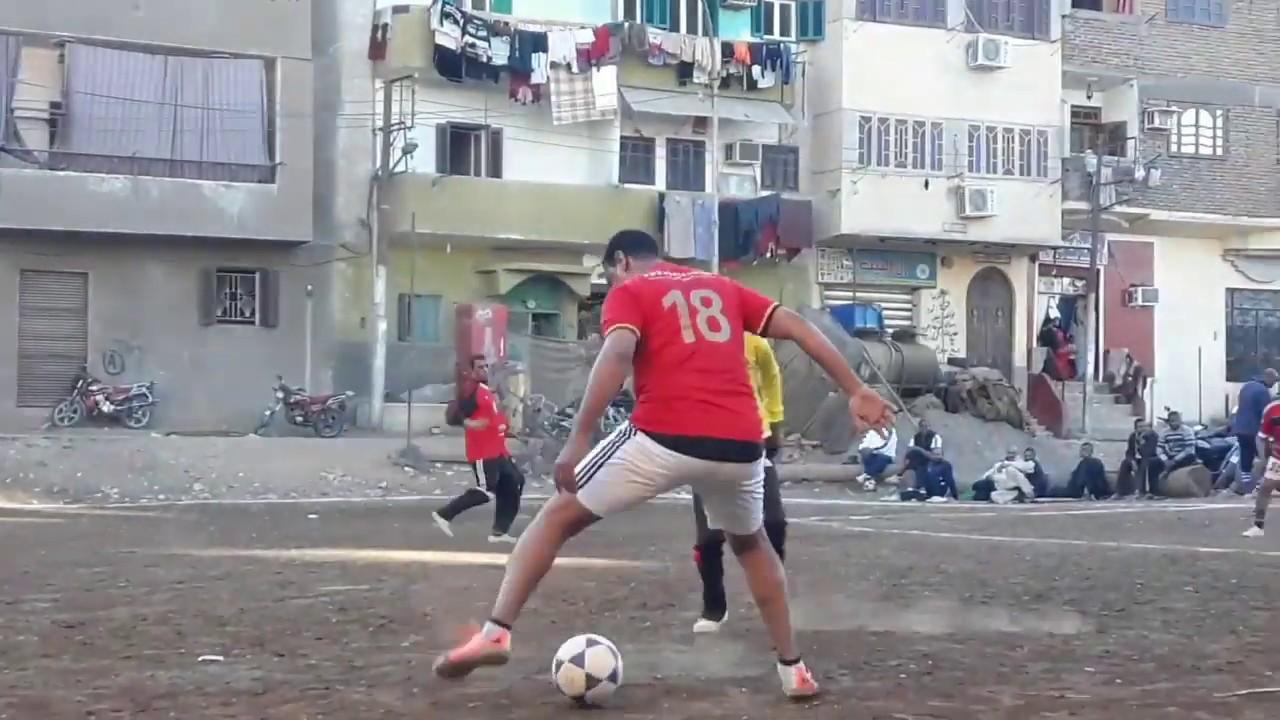 شاهد مهارات الحاج الضوي في كره القدم