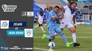 Resumen J3 Ascenso MX - Club Celaya FC vs Jaiba Brava - Somos Jaibos